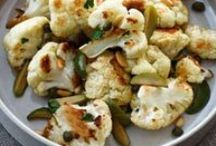 Recetas - Coliflor (Cauliflower)