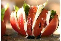 Recetas - Tomates (Tomatoes) / Platos preparados a base de tomates