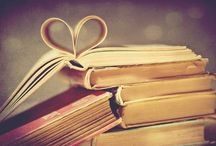 """""""Books fall open, you fall in, delighted where you've never been"""" - David McCord / by Leslie Guthrie"""