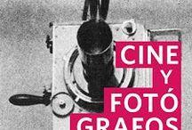 Cine y fotógrafos
