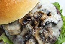 Mushrooms / Recipes with Mushroom