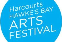 Hawkes Bay Arts Festival / Have you got your tickets for the hottest new event on the Hawke's Bay calendar? The countdown is on until the inaugural Harcourts Hawke's Bay Arts Festival kicks off right here in the Havelock North Domain!  27th October – 8th November 2015