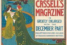 Art Nouveau - Posters Louis John Rhead