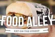 Food Alley - Eat on the Street