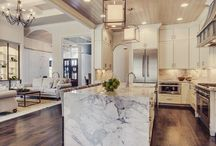 Kitchen / Pin your kitchen dreams! To be added, send me a message.