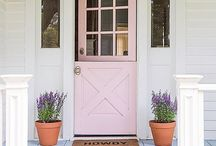 Doors / A good door can make all the difference! To be added, message me or leave a comment on a pin.