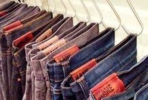 Closet Organizing Hacks / This board has all kinds of closet organizing hacks to help create space in your closet.