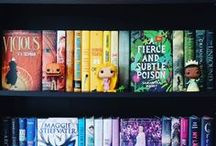 Bookshelves / And books...