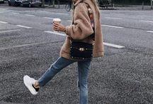 ▪️Street Style (autumn/winter)▪️ / ❄️