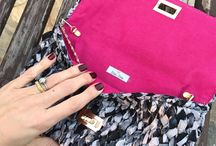 AUDREY BAGS / Welcome summer with these awesome Audrey  clutches and shoulder bags from Shou Shou Crafts...