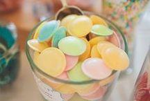 Les bonbons / Les bonbons pour grands enfants