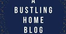 A Bustling Home Blog / Terrible Housewife, Awesome Mother, Introverted Nerd. Mom Lifestyle blog.  I write about family travel, keeping moms sane, and how to keep your house clean enough and pretty enough your not afraid of a mother in law visit.