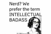 Geeky Greatness / by Nicole Aranda