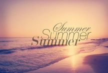 Summer!! / by Brianna Peterson