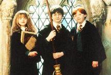 Harry Potter / by Zoe Taiani