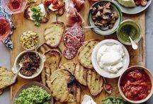 Appetizers, & Snacks / by Heather Bilinski