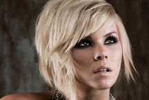 HoT hAiR  / edgy hairstlyes that make a statement !  / by Jacinta James