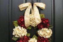 Holidays, Party Ideas & Crafty Gifts / by Heather Bilinski