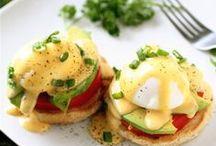 Breakfast / by Heather Bilinski
