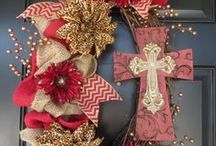 Wreaths / by Kathy Anders