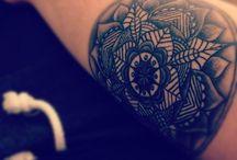Tattoos? / by Alexia Ryan
