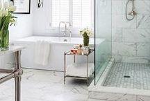 Master Bath / by Bleu Nest Builders