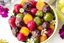 { Snack Time } / Delicious & healthy snack recipes!