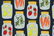 Kuvataide - kasvikset, juurekset, hedelmät, marjat