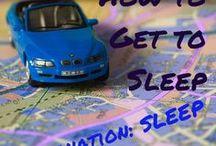 sleep / Self-help for improving your sleep.