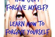 forgiveness & self-forgiveness