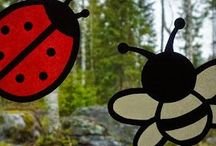 Kevään hyönteiset ja ötökät