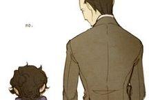Sherlock&Mycroft