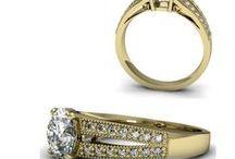 Pierścionki || Rings / Pierścionki zaręczynowe i nie tylko. Z diamentami lub innymi kamieniami szlachetnymi. || Engagement rings and others. With diamonds, sapphires, emeralds. #rings