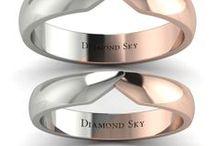 Obrączki Ślubne || Wedding Rings / Klasyczne obrączki ślubne, czy może obrączki ślubne z diamentami? || Classic wedding rings or maybe wedding rings with diamonds or sapphires? No problem even with emeralds. #weddingrings