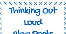Thinking Out Loud Blog Posts / Blog posts from Thinking Out Loud https://www.thinkingoutloud-sassystyle.com/
