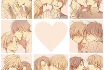 JR/SiH/HC / My gay babies <3