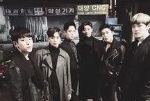 B.A.P / Yongguk, Himchan, Daehyun, YoungJae, Jongup, Zelo