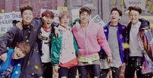 iKON / Jay, June, B.I, Bobby, DK, Chan, Song