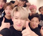 Monsta X / Shownu, Wonho, Minhyuk, Kihyun, Hyungwon, Jooheon, I.M