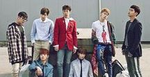 Block B / Jaehyo, B-Bomb, Taeil, U-Kwon, Kyung, Zico, P.O