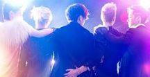 NU'EST / Aron, Jonghyun, Baekho, Minhyun, Ren