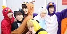 ASTRO / MJ, JinJin, Eunwoo, Moonbin, Rocky, Sanha