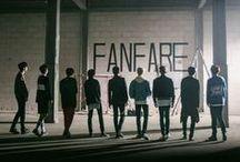 SF9 / YoungBin, Inseong, Jaeyoon, Dawon, Rowoon, Zuho, Taeyang, Hwiyoung, Chani