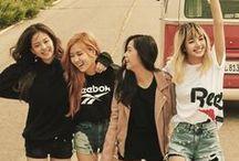 BLACKPINK / Jisoo, Jennie, Rose, Lisa