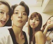 f(x) / Victoria, Amber, Luna, Krystal
