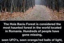 Creepy/Paranormal Stuff