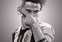~•Calcio•~ / In questa bacheca troverete foto sul calcio ma sulla Juve perché io amo la Juve ma soprattutto dybala che belloo❤️ Miraccomando guardate anche le altre bacheche!