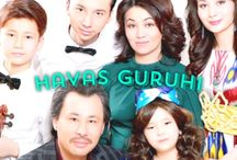 Havas Guruhi / This is a band of 4 talented siblings, who sing songs from a different language. They are from Uzbekistan.