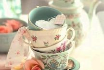 Miss Beatrix ❤️ Tea Time / Some of my favourite bits of vintage tea party inspiration from around the web.