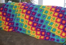 Crochet and Knitting Ideas / Free patterns, patterns I want to try, stitches to learn, resources, stuff I thought was pretty. And things that remind me of my Grandma Kruse! / by Karen Schloss